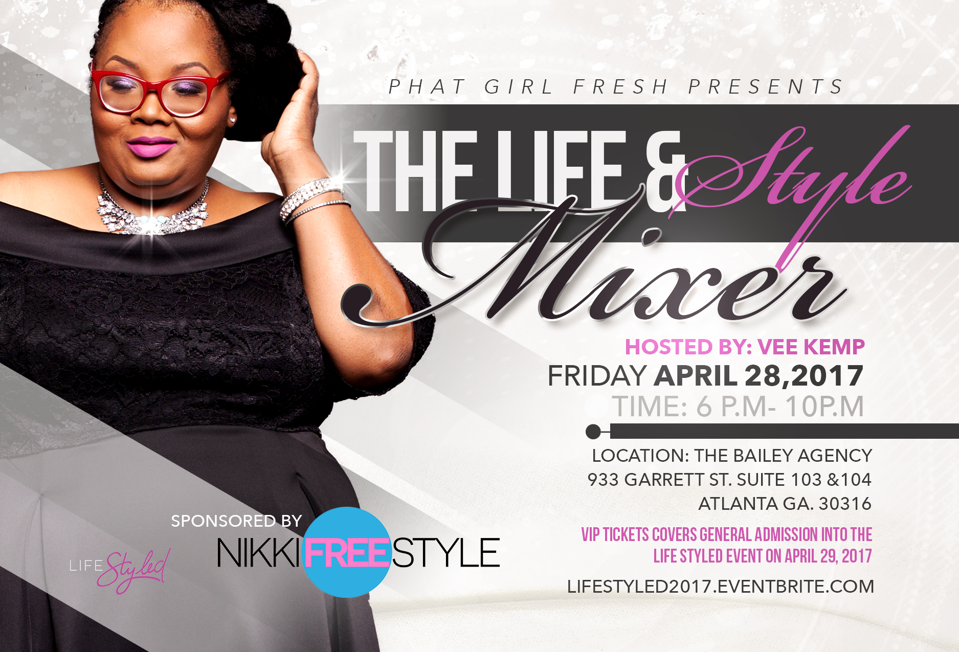 The Life and Style Mixer