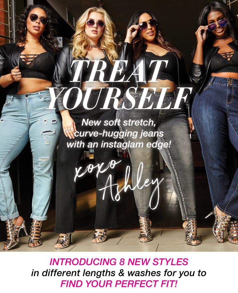 Treat Yourself By Ashley Stewart