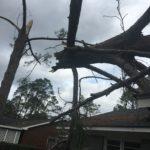 Maui B of PHAT Girl fresh home damaged by tornado