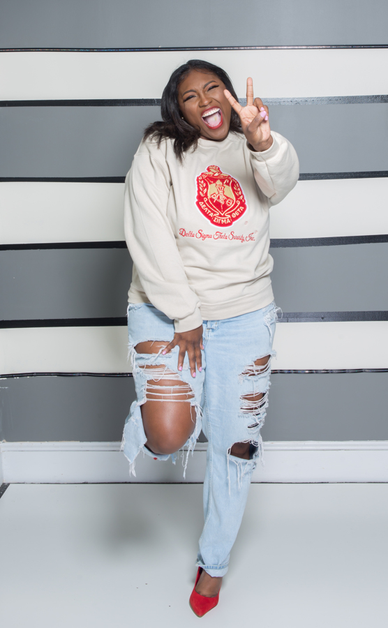 Stepping Out founder Audrianna Cobb
